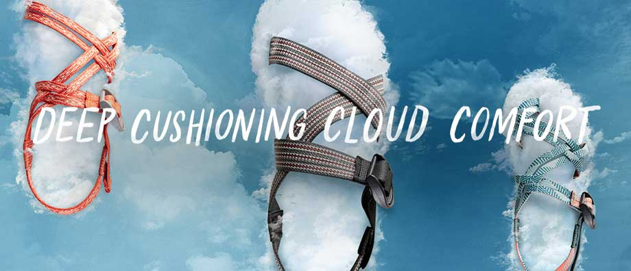 Deep Cushioning Cloud Comfort
