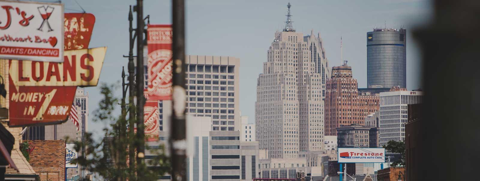 Detroit Lookbook