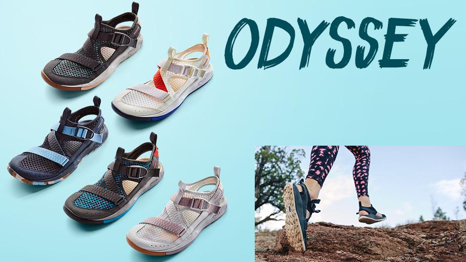 Odyssey Sport Sandals