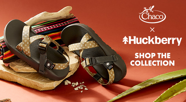 Huckberry Collab Sandal™.