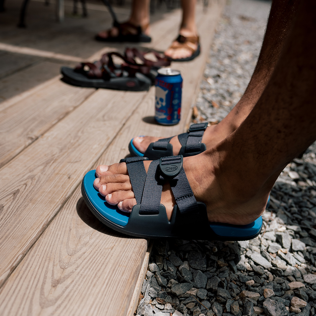 Person wearing Chacos uploaded to Instagram.