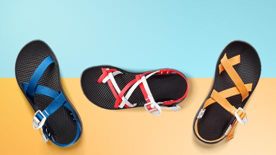 Custom Chaco Sandals