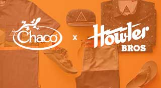 Chaco x Howler Bros