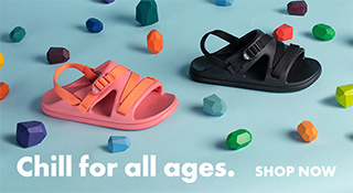 Chill for all ages.