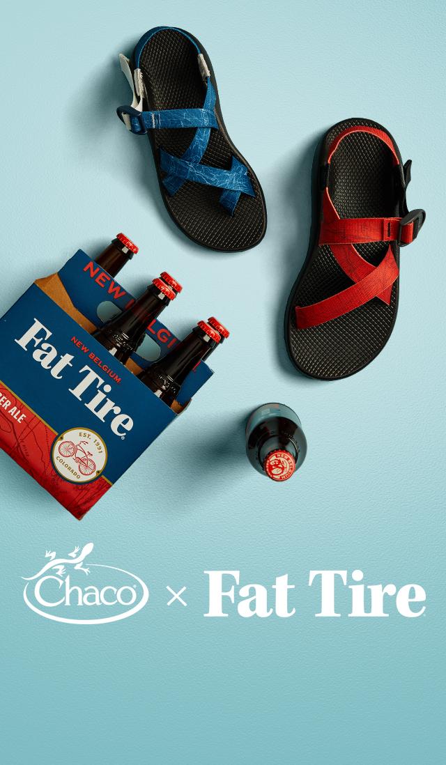 Chaco & Fat Tire