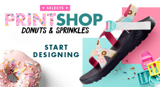 Selects PrintShop - Donuts & Sprinkles | Start Designing