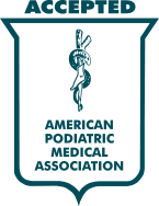 Accepted. American Podiatric Medical Association
