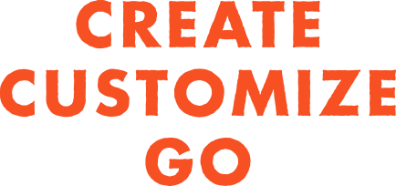 Create Customize Go