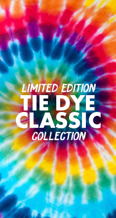 Limited Edition Tie-Dye Collection