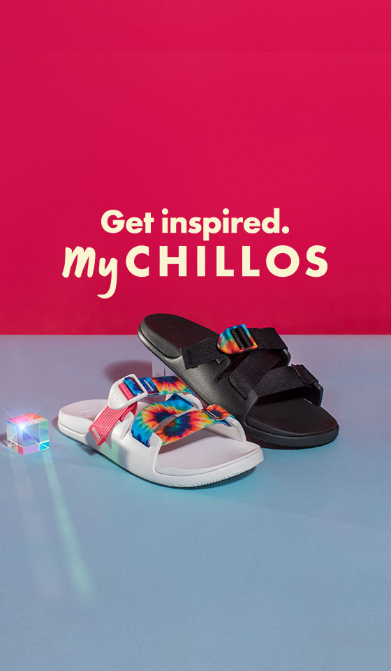 Get inspired. MyChillos.
