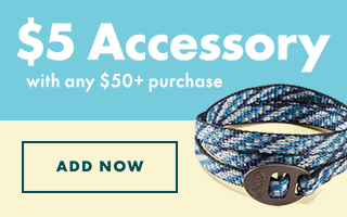 $5 Accessory with $50+ purchase