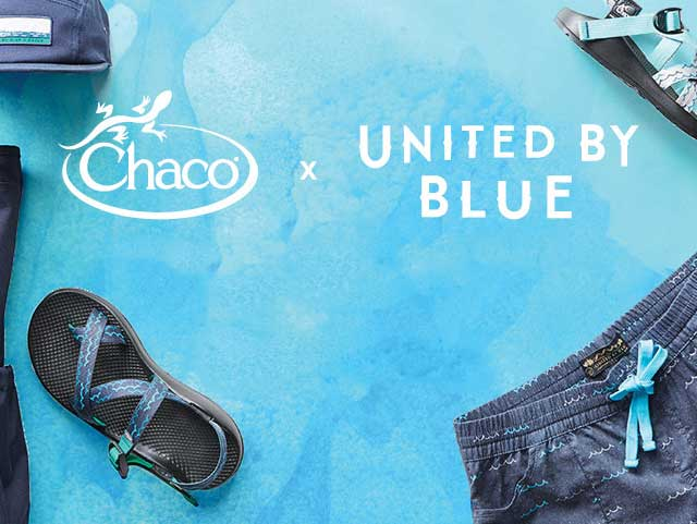 United By Blue x Chaco Collection | Chaco