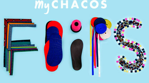 MyChacos Flips