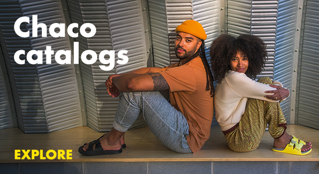 Explore Chaco catalogs.