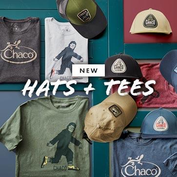 New Hats + Tees