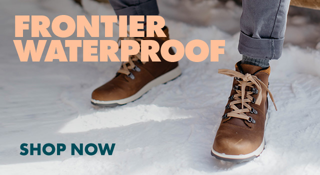 Chaco Frontier Waterproof Boots.