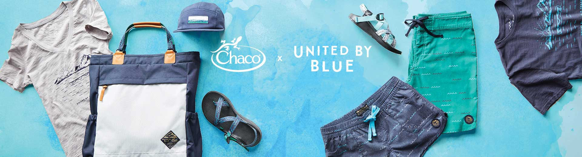 Chaco x UBB Lookbook