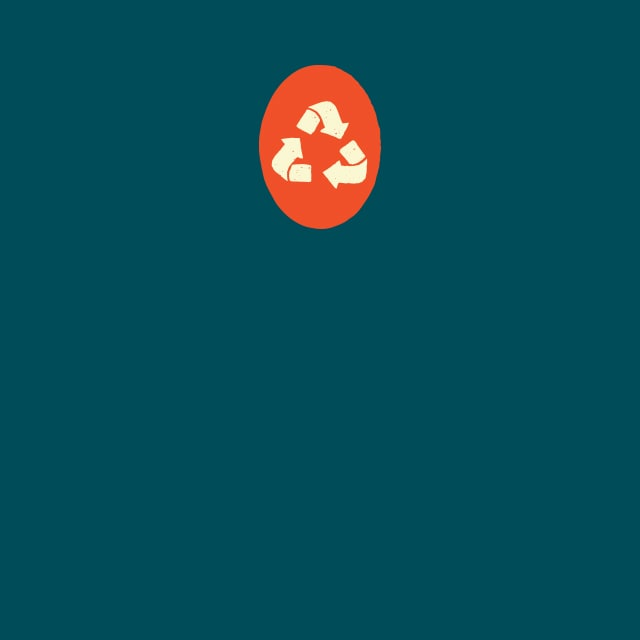 Recycle icon.