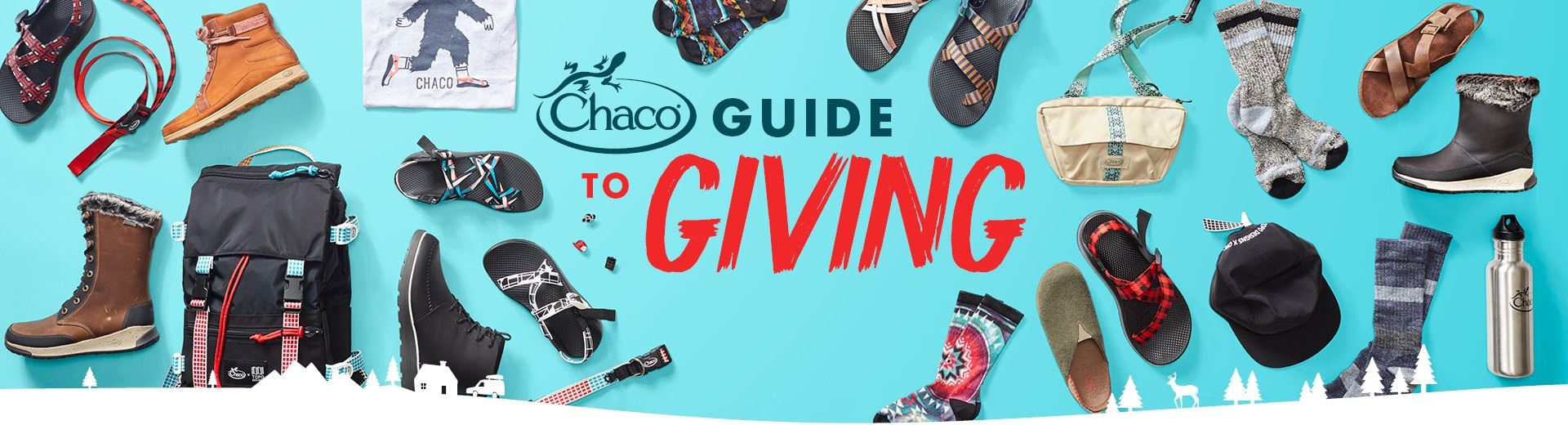 Chaco Guide to Giving