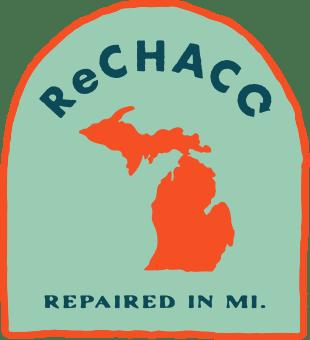 ReChaco. Repaired in MI.
