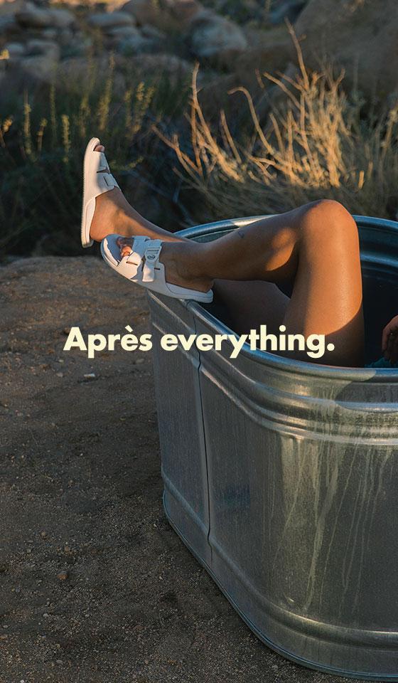 Aprés everything.