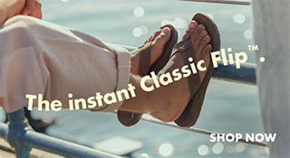 The Instant Classic Flip™.