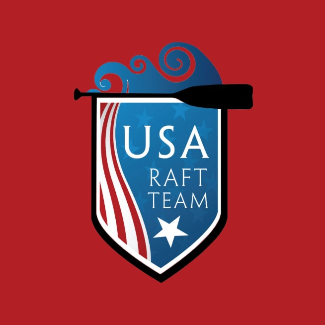 USA Rafting Logo