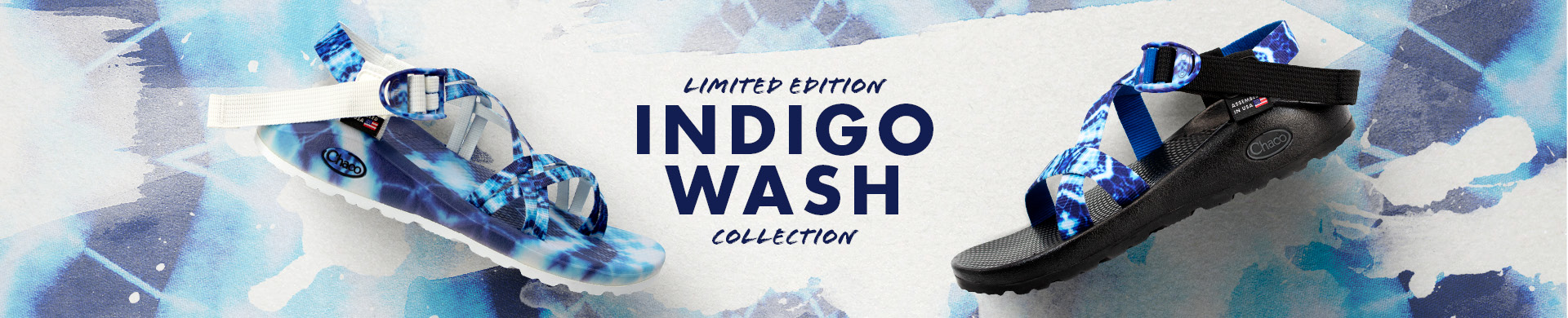 NEW: Indigo Wash Collection