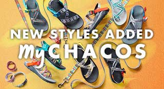 New Styles Added. MyChacos.