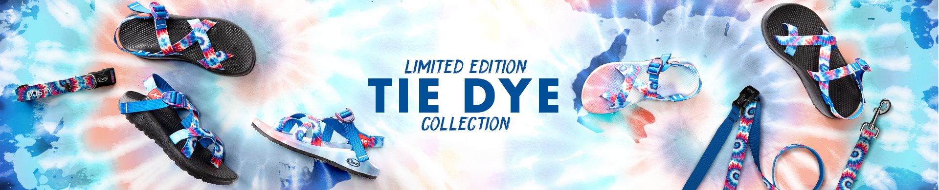 Limited Edition Tie Dye Collection