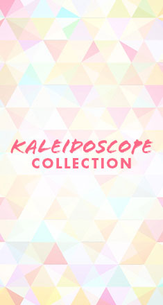 Limited Edition Kaleidoscope Collection