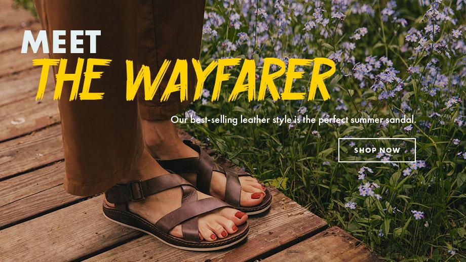 Meet: The Wayfarer